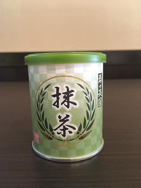 壽々喜抹茶